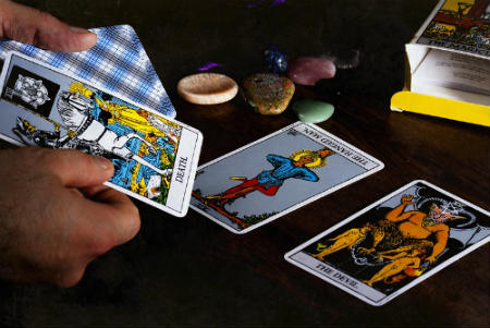 free online Yes or no Tarot