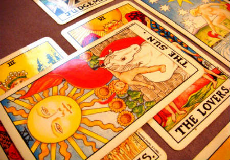 yes or no tarot cards